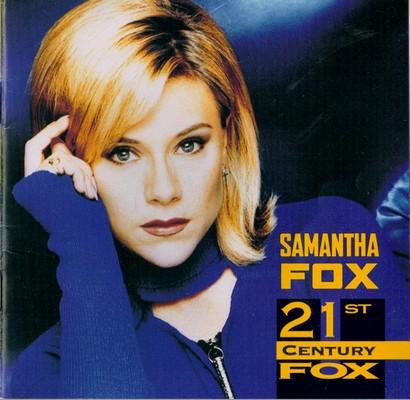 Samantha Fox - 21st Century Fox [1997]