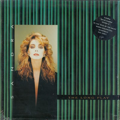 Sandra - The Long Play [1985]