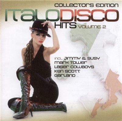 VA - Italo Disco Hits volume 2 [2010] / Collectors Edition