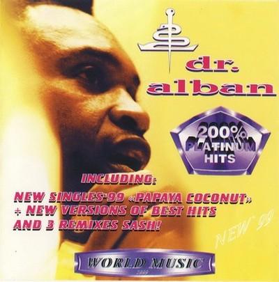 Dr. Alban - 200% Platinum Hits [1999]