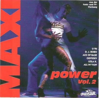 VA - Maxi Power Volume 02 [1993] / 2xCD