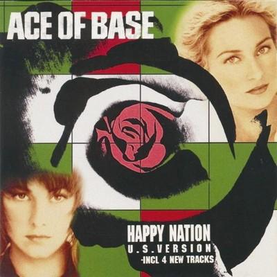 Ace Of Base - Happy Nation / U.S. version [1993]