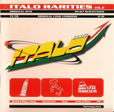 VA - Italo Rarities Volume 2 [1998]
