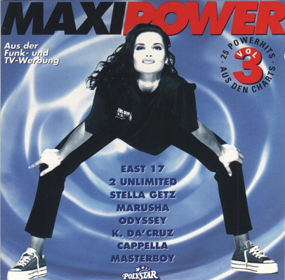 VA - Maxi Power Volume 03 [1994] / 2xCD