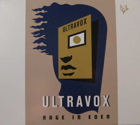 Ultravox - Rage In Eden [1981]