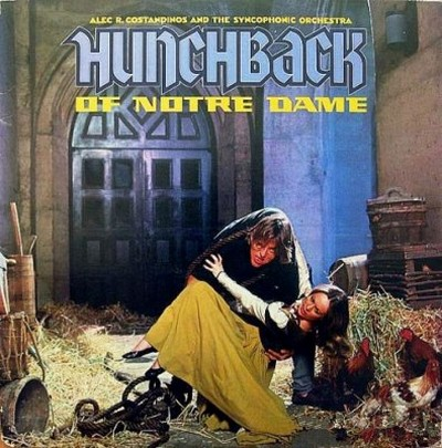 Alec R. Costandinos - The Hunchback Of Notre Dame [1978]