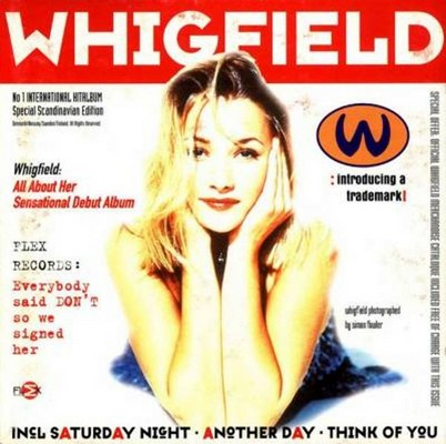 Whigfield - Whigfield [1995]
