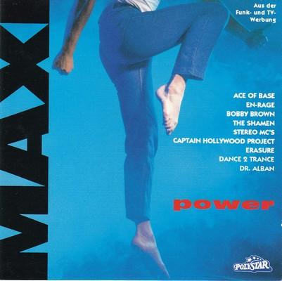 VA - Maxi Power Volume 01 [1993] / 2xCD