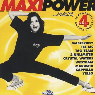 VA - Maxi Power Volume 04 [1994] / 2xCD