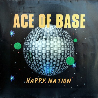 Ace Of Base - Happy Nation [1993]