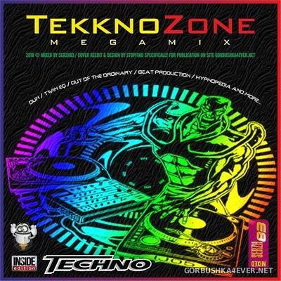 Tekkno Zone Megamix 2018