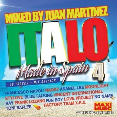 Made In Spain 4 (Summer Session) [2018] Mixed by Juan Martinez