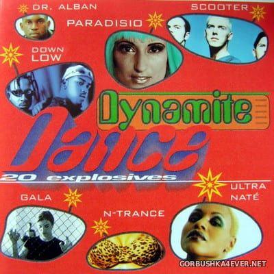 [K-Tel] Dynamite Dance [1997]