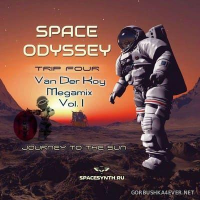 Van Der Koy - Space Odyssey Megamix I [2018]