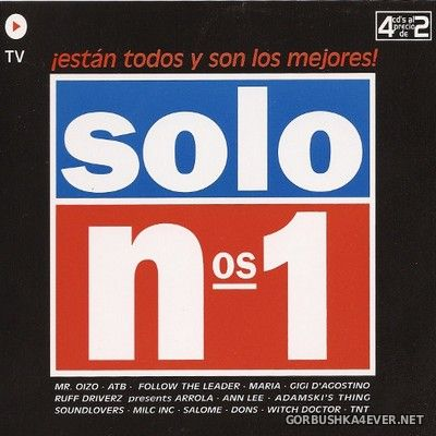 [Vale Music] Solo N°s1 [1999] / 4xCD
