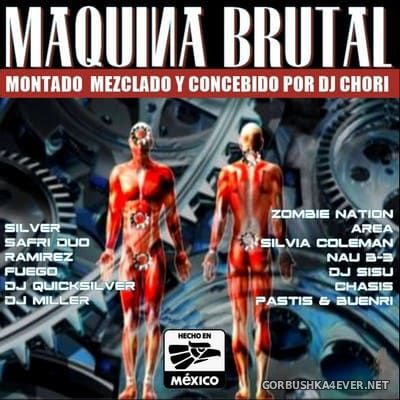 Maquina Brutal 2018 Mixed By DJ Chori
