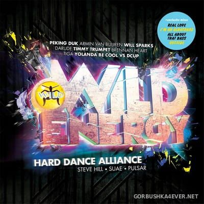 Wild Energy 2015 (Mixed by Hard Dance Alliance) [2015]