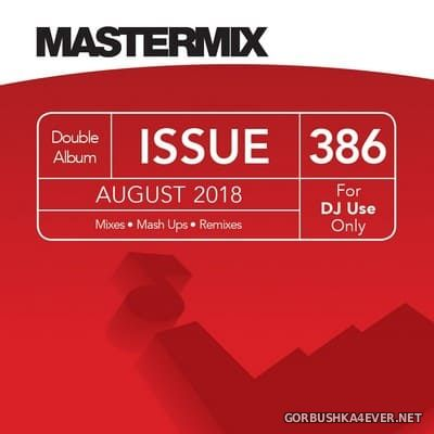 Mastermix Issue 386 [2018] August / 2xCD