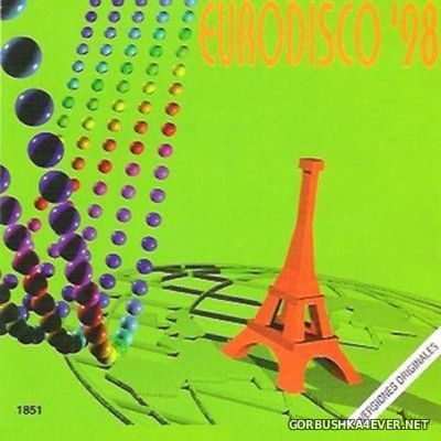 [Musart] Eurodisco '98 [1998]