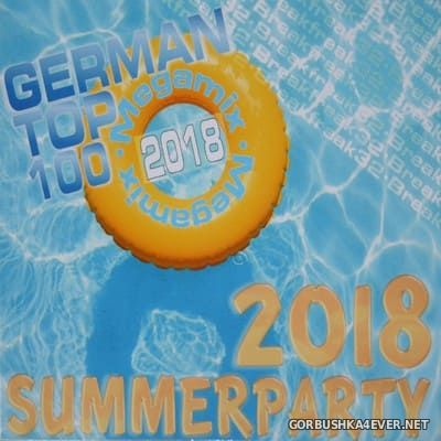 German Top 100 Summerparty 2018 Megamix by Breakfreak32