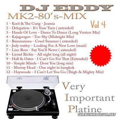 DJ Eddy - MK2 80s Mix vol 4