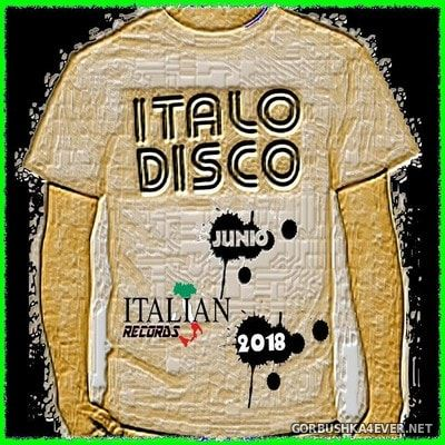 DJ Divine - Italo Disco Junio Mix 2018