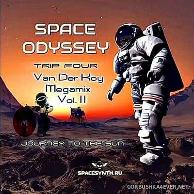 Van Der Koy - Space Odyssey Megamix II [2018]