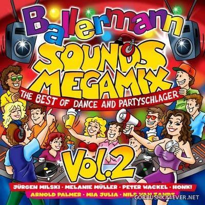 Ballermann Sounds Megamix vol 2 [2018] / 2xCD / Mixed by DJ Deep