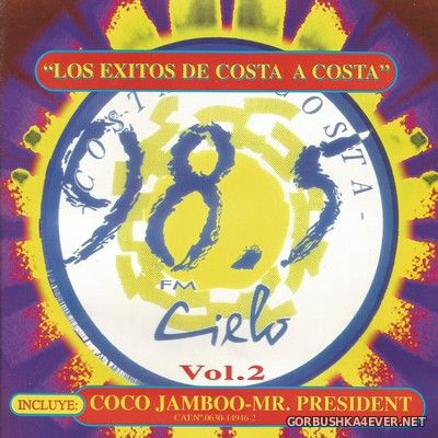 [Rave On] FM Cielo (Los Exitos De Costa A Costa) vol 2 [1997]