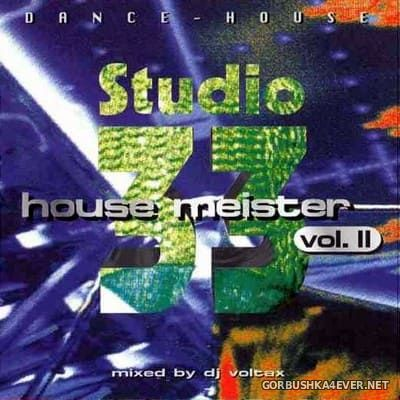 [Studio 33] House Meister vol 2 [1999]