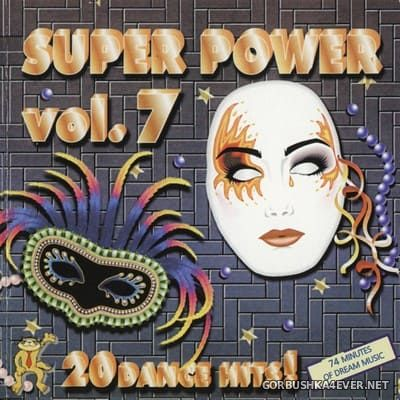 [Flare Records] Super Power vol 7 [1996]