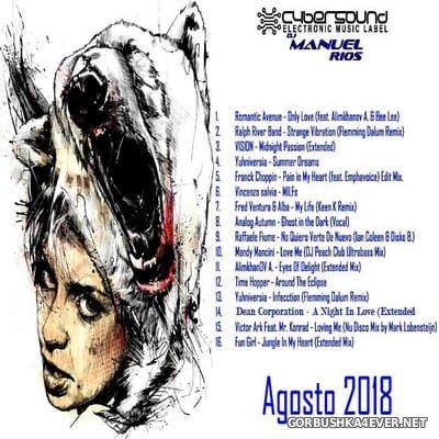 DJ Manuel Rios - Agosto Mix 2018