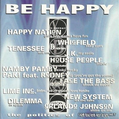 [Musidisc] Be Happy (The Politics Of Dancin') [1996]