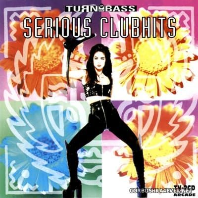 [Arcade] Serious Clubhits [1993] / 2xCD