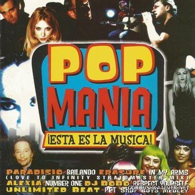 [Rave On] Pop Mania - Esta Es La Musica !!! [1997]