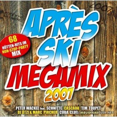 [SWG Team] Apres Ski Megamix 2007 [2006] / 2xCD / Mixed by DJ Deep