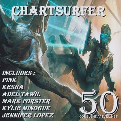 [Ruhrpott Records] Chartsurfer 50 [2018] / 2xCD