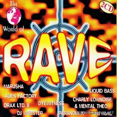 [ZYX] The World Of Rave vol 1 [1996] / 2xCD