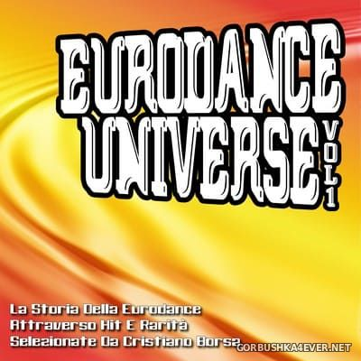 Eurodance Universe vol 1 [2008] / 2xCD