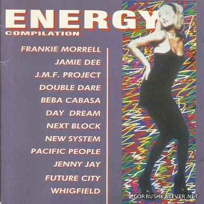 [Musidisc] Energy Compilation [1995]