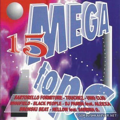 [Musidisc] 15 Mega Tops [1995]