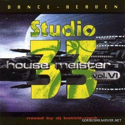 [Studio 33] House Meister vol 6 [2000]