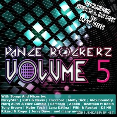 [Redlight-Media] Dance Rockerz vol 5 (Smashing Club & Dance Tracks) [2013]