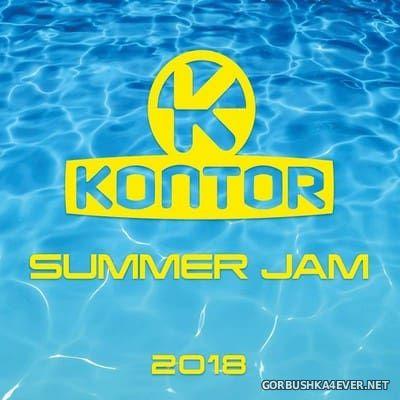 [Kontor] Summer Jam 2018 [2018] / 3xCD
