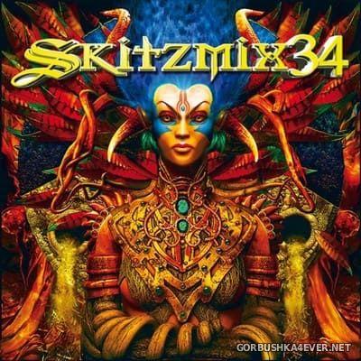 Skitzmix 34 [2010] Mixed By Nick Skitz