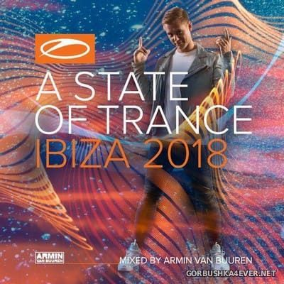 A State Of Trance - Ibiza 2018 [2018] / 2xCD / Mixed By Armin Van Buuren