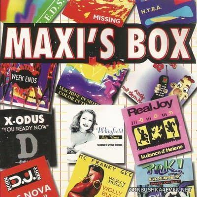 [Musidisc] Maxi's Box [1996]