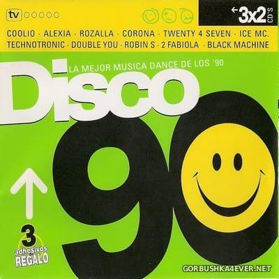 [Vale Music] Disco 90 (La Mejor Musica Dance De Los 90) [1998] / 3xCD