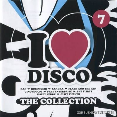 [Blanco Y Negro] I Love Disco - The Collection vol 7 [2018] / 2xCD