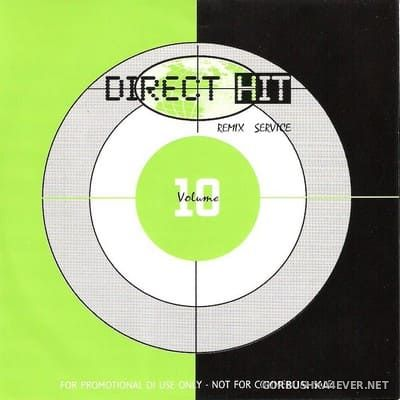 Direct Hit Remix Service vol 10 [1994]